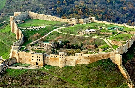 Дагестан - край древних гор